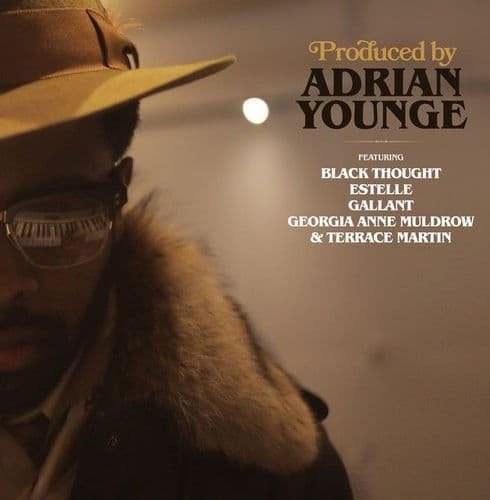 """Adrian Younge<br>Produced By Adrian Younge<br>12"""", EP"""